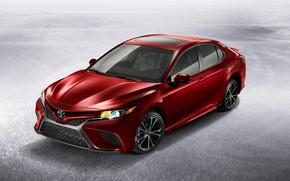 Picture Toyota, sedan, 2018, Camry SE