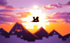 Picture Music, Cover, Monstercat, Pegboard Nerds, Downhearted, Jonny Rose