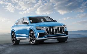 Picture Concept, background, Audi, Audi, the concept