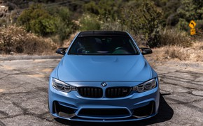 Picture BMW, Blue, F83