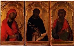 Picture Mary Magdalene, Simone, Tartini, GIOVANNI BELLINI, St. Dominic and John the Baptist