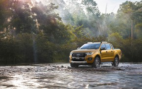 Picture Ford, pickup, 2018, Ranger, Wildtrak