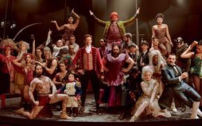 Picture Hugh Jackman, vogue, The greatest showman