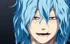 Picture anime, assassin, evil, manga, japonese, Boku no Hero Academy, My Hero Academia, Shigaraki Tomura
