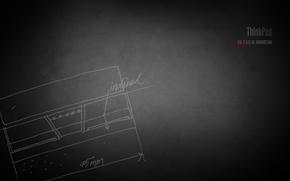 Wallpaper lenovo, thinkpad, laptop