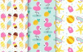 Picture summer, background, Wallpaper, texture, summer, patterns