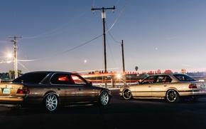 Wallpaper stance, 7 series, E38, car, e38, BMW, bmw, tuning