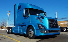 Picture Volvo, Blue, 780, VNL