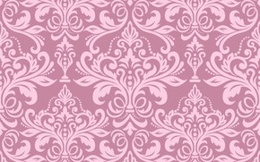 Picture texture, wallpaper, vintage, pink, vintage, pattern, classic, seamless