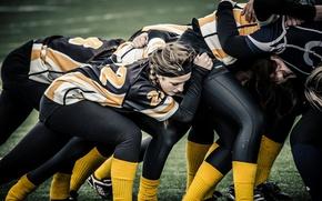 Wallpaper girls, sport, Rugby