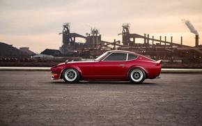 Picture wheels, Datsun, 1977, 280Z