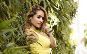 Wallpaper beauty, Xiomara Gonzalez, sexy