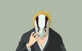 Picture mask, Bleach, Ichigo Kurosaki