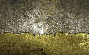Picture silver, golden, texture, background, luxury