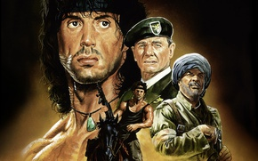Picture cinema, gun, soldier, desert, weapon, man, movie, horse, Sylvester Stallone, film, warrior, Afghanistan, strong, Rambo, …