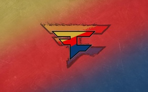 Picture Games, Team, American, Clan, Esports, FaZe, The Background On The Desktop