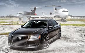 Picture Audi, Brown