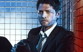 Picture look, angel, Supernatural, Supernatural, Cass
