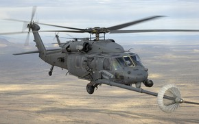Picture helicopter, blades, refueling