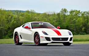 Picture Ferrari, Italy, Supercar, Gto