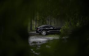Picture car, machine, auto, bridge, city, fog, race, bmw, BMW, car, sports car, car, need for …