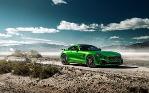 Picture landscape, Mercedes-Benz, GTR 1
