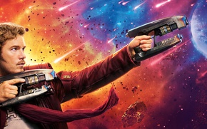 Picture Movie, Chris Pratt, Star Lord, Guardians Of The Galaxy Vol. 2