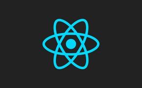 Picture logo, programming, code, framework, react, it