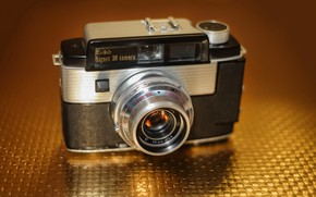 Picture Kodak, Ektanar, Signet 30, 44mm