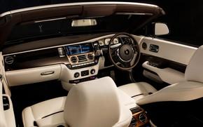 Picture Rolls-Royce, salon, Dawn, 2018