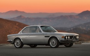 Wallpaper BMW (E9), BMW 3 0, BMW 3.0 CSL (E9), Hills, Bavarian, Auto, Machine, BMW 3.0 ...