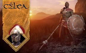 Picture warrior, Celea, New look