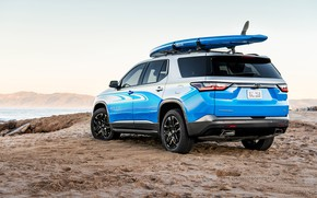Picture Chevrolet, Traverse, SUP Concept