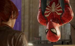 Picture The game, Costume, Hero, Mask, Superhero, Hero, Marvel, Spider-man, Game, Comics, Spider-Man, Peter Parker, Peter …
