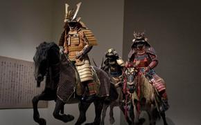 Wallpaper kanji, honor, Edo period, sword, ken, weapon, kabuto, armor, Nippon, Nihon, warrior, Japan, samurai, blade, ...