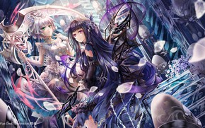Picture Girls, Weapons, Braid, Fantasy