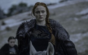 Picture Game Of Thrones, Game of Thrones, Sophie Turner, Sansa Stark