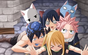 Picture game, nothing, anime, cat, Lucy, funny, asian, Gray, Carla, manga, Happy, japanese, Natsu, oriental, asiatic, …