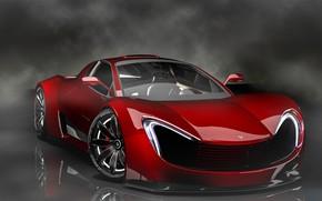 Picture Concept, Car, front view, R-Spec, High-Tech, Vultran Spectra