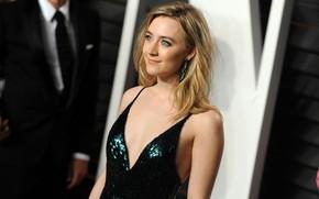 Picture smile, actress, Saoirse Ronan