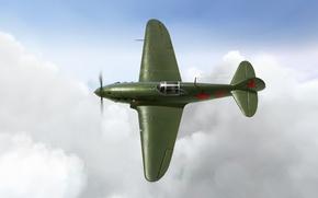 Picture Art, LaGG-3, Soviet Fighter, 29 series