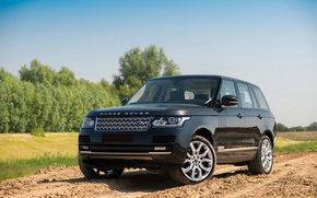 Picture road, nature, Range Rover, Rover, Range