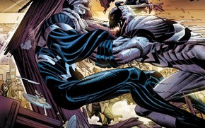 Picture People, Costume, Fight, Hero, Comic, Superhero, Hero, Marvel, Villain, Comics, The Amazing Spider-Man, Venom, Venom, …