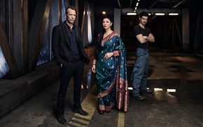 Picture look, the series, actors, Movies, Space, The Expanse, Expansion