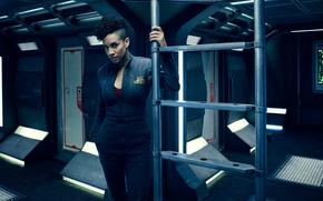 Picture actress, tv series, expanse, The Expanse, Dominique Tipper, Naomi Nagata, scifi