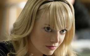 Picture look, actress, Emma Stone, Emma Stone