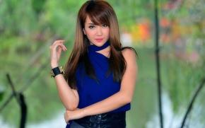 Picture girl, Asian, Winny Valensia Franoka