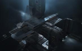 Picture platform, station, Space Platforms