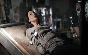 Picture cinema, horror, blood, woman, movie, fear, film, terror, Amityville The Awakening