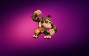 Picture Minimalism, The game, Monkey, Background, Donkey Kong, Donkey Kong